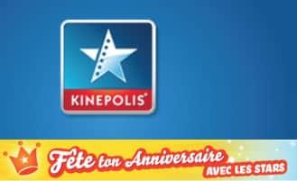 anniversaire cinema kinepolis