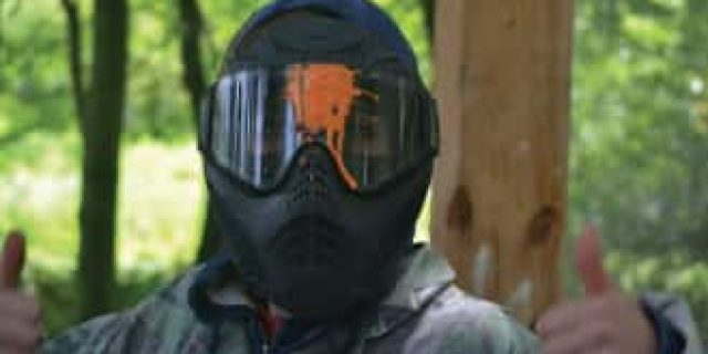*** Le Paintball ***