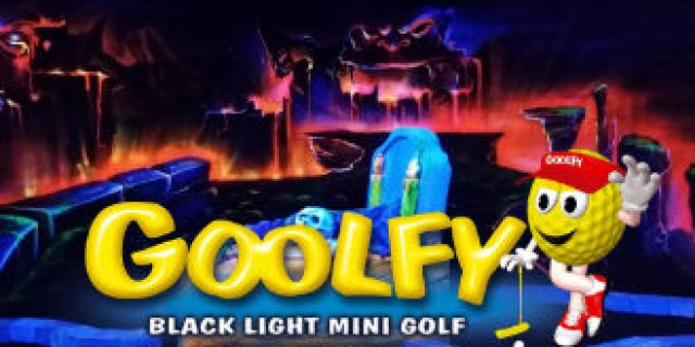 Goolfy Braine : Mini Golf Indoor Fluo