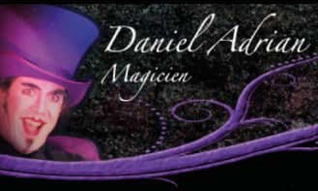 *** Daniel Adrian – Magicien ***