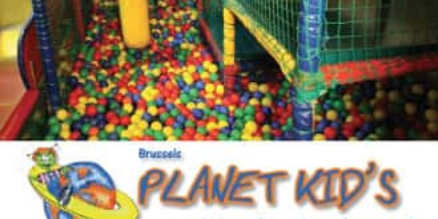 *** Planet Kids – plaine de jeu ***