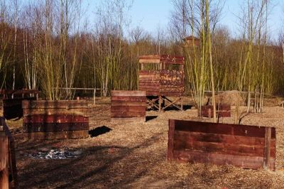 Paintball outdoor nivelles