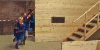 *** Lasertag.be – Lasergame indoor et outdoor