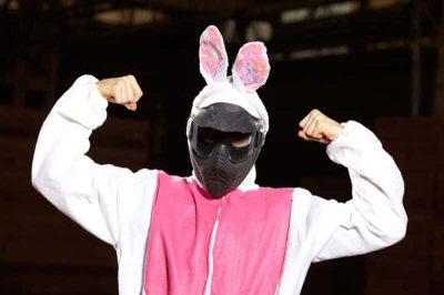 déguisement lapin