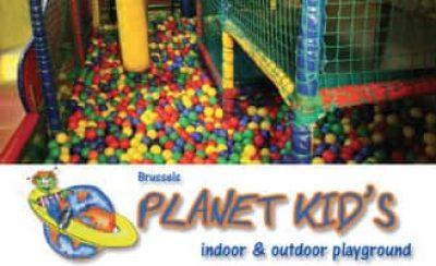 *** Planet Kids – plaine de jeu ***