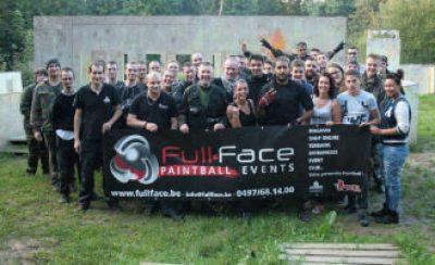 Fullface Paintball Event
