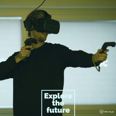 VR-Hut Virtual Reality Center